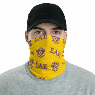 Sigma Alpha Epsilon Neck Gaiters
