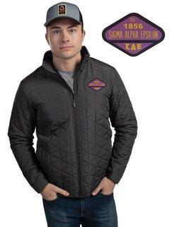 Sigma Alpha Epsilon Repreve ECO Jacket