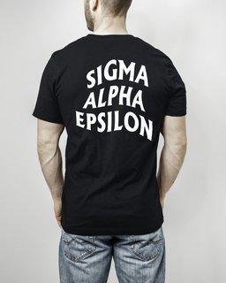 Sigma Alpha Epsilon Social T-Shirt