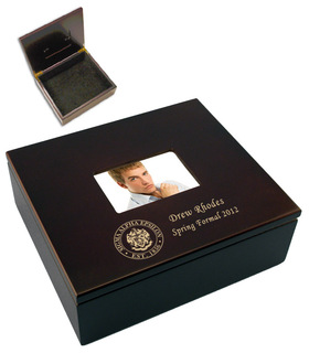 Sigma Alpha Epsilon Treasure Box