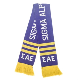 Sigma Alpha Epsilon Winter Scarf