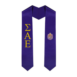 Sigma Alpha Epsilon World Famous EZ Stole - Only $29.99!