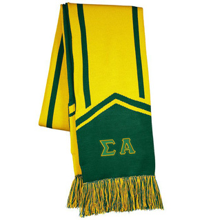 Sigma Alpha Homecoming Scarf