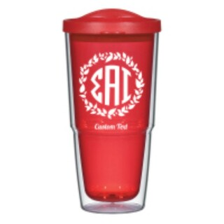 Sigma Alpha Iota 24oz Biggie Tumbler with Lid