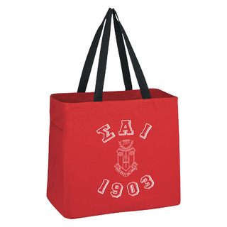 Sigma Alpha Iota Block Crest - Shield Cape Town Bag