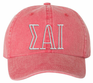 Sigma Alpha Iota Carson Greek Letter Hats