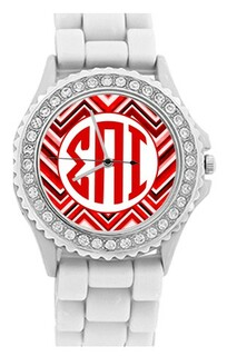 Sigma Alpha Iota Chevron Watch