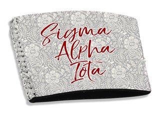 Sigma Alpha Iota Coffee Sleeve