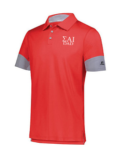 Sigma Alpha Iota Dad Hybrid Polo