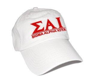 Sigma Alpha Iota Famous Line Hat