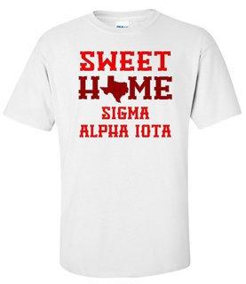 Sigma Alpha Iota Sweet Home Tee