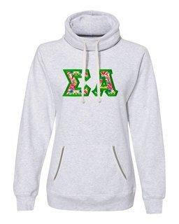Sigma Alpha J. America Relay Cowlneck Sweatshirt