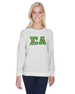 Sigma Alpha J. America Relay Crewneck Sweatshirt