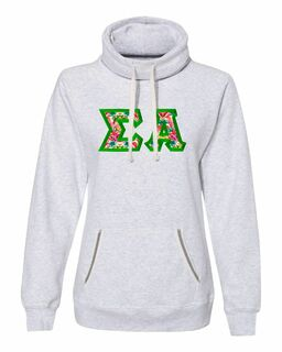 Sigma Alpha J. America Relay Hooded Sweatshirt