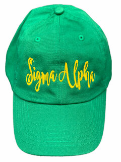 Sigma Alpha Magnolia Skies Ball Cap