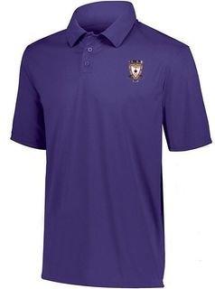 DISCOUNT-Sigma Alpha Mu- World Famous Greek Crest - Shield Vital Polo