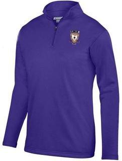 DISCOUNT-Sigma Alpha Mu-  World famous-Crest - Shield Wicking Fleece Pullover