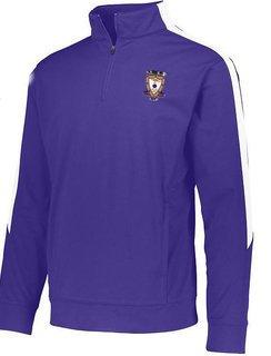 DISCOUNT-Sigma Alpha Mu-  World Famous Greek Crest - Shield Medalist Pullover