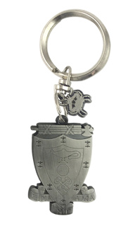 Sigma Alpha Mu Alloy Keychains