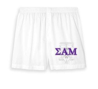 Sigma Alpha Mu Boxer Shorts