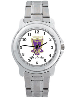 Sigma Alpha Mu Commander Watch