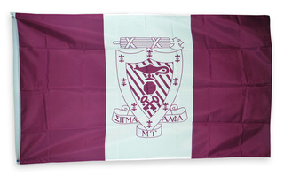 Sigma Alpha Mu Giant 3 x 5 Flag