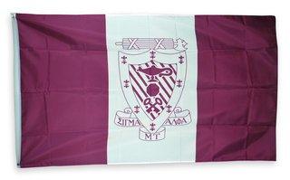 Sigma Alpha Mu Giant 3 x 5 Flag