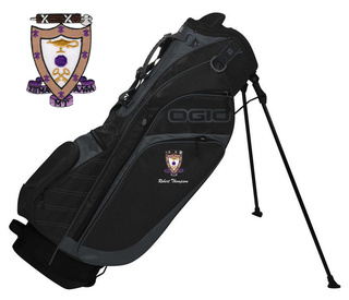 Sigma Alpha Mu Golf Bags
