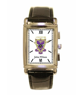 Sigma Alpha Mu Greek Classic Wristwatch