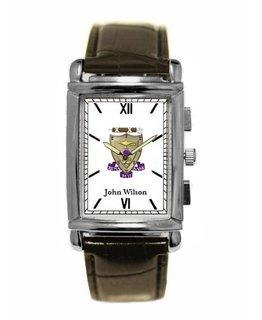 Sigma Alpha Mu Greek Classic Wristwatch