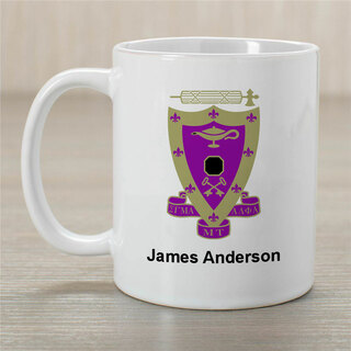 Sigma Alpha Mu Greek Crest Coffee Mug - Personalized!