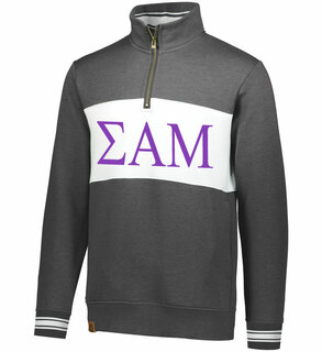Sigma Alpha Mu Ivy League Pullover