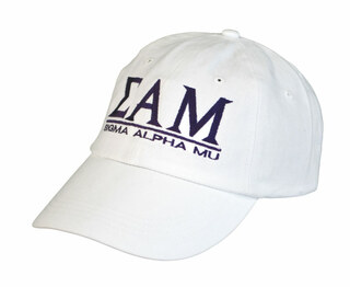 Sigma Alpha Mu World Famous Line Hat