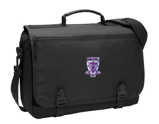 Sigma Alpha Mu Messenger Briefcase