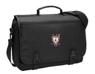 DISCOUNT-Sigma Alpha Mu Messenger Briefcase