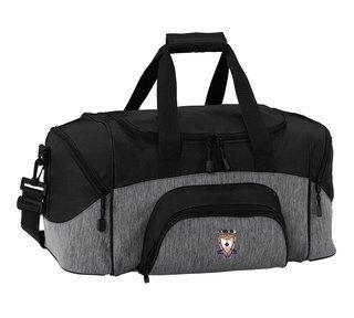 Sigma Alpha Mu Colorblock Duffel Bag