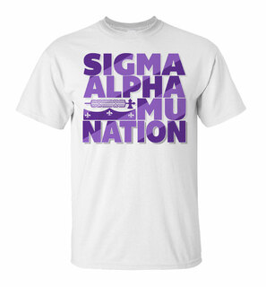 Sigma Alpha Mu Nation T-Shirt