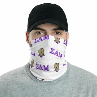 Sigma Alpha Mu Neck Gaiters