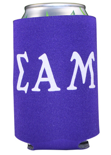 Sigma Alpha Mu Pocket Can Cooler