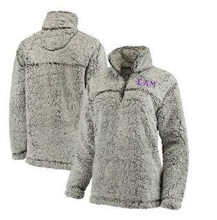 Sigma Alpha Mu Sherpa Pullover