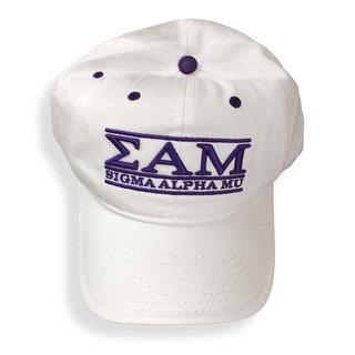 Sigma Alpha Mu Throwback Game Hat