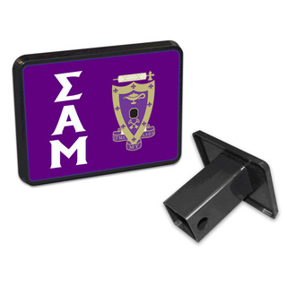 Sigma Alpha Mu Trailer Hitch Covers