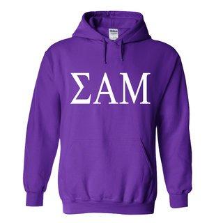 Sigma Alpha Mu World Famous $25 Greek Hoodie