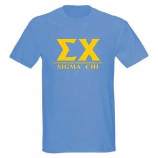 Sigma Chi bar Tees