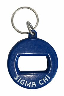 Sigma Chi BevKey Key Chain