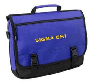 DISCOUNT-Sigma Chi Briefcase