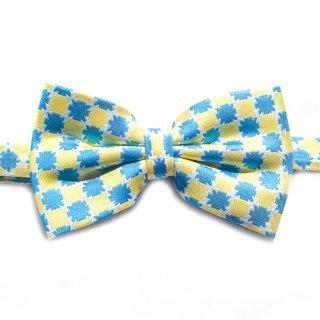 Sigma Chi Checkered Bow Tie