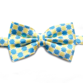 Sigma Chi Checkered Bow Tie