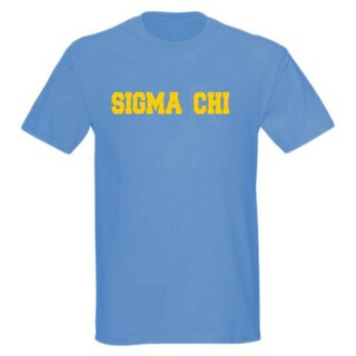Sigma Chi college Tees