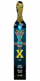 Sigma Chi Custom Full Color Paddle